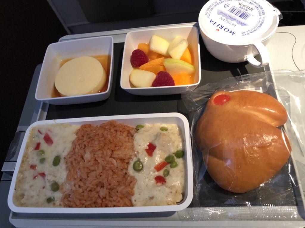 シンガポール航空 離乳食